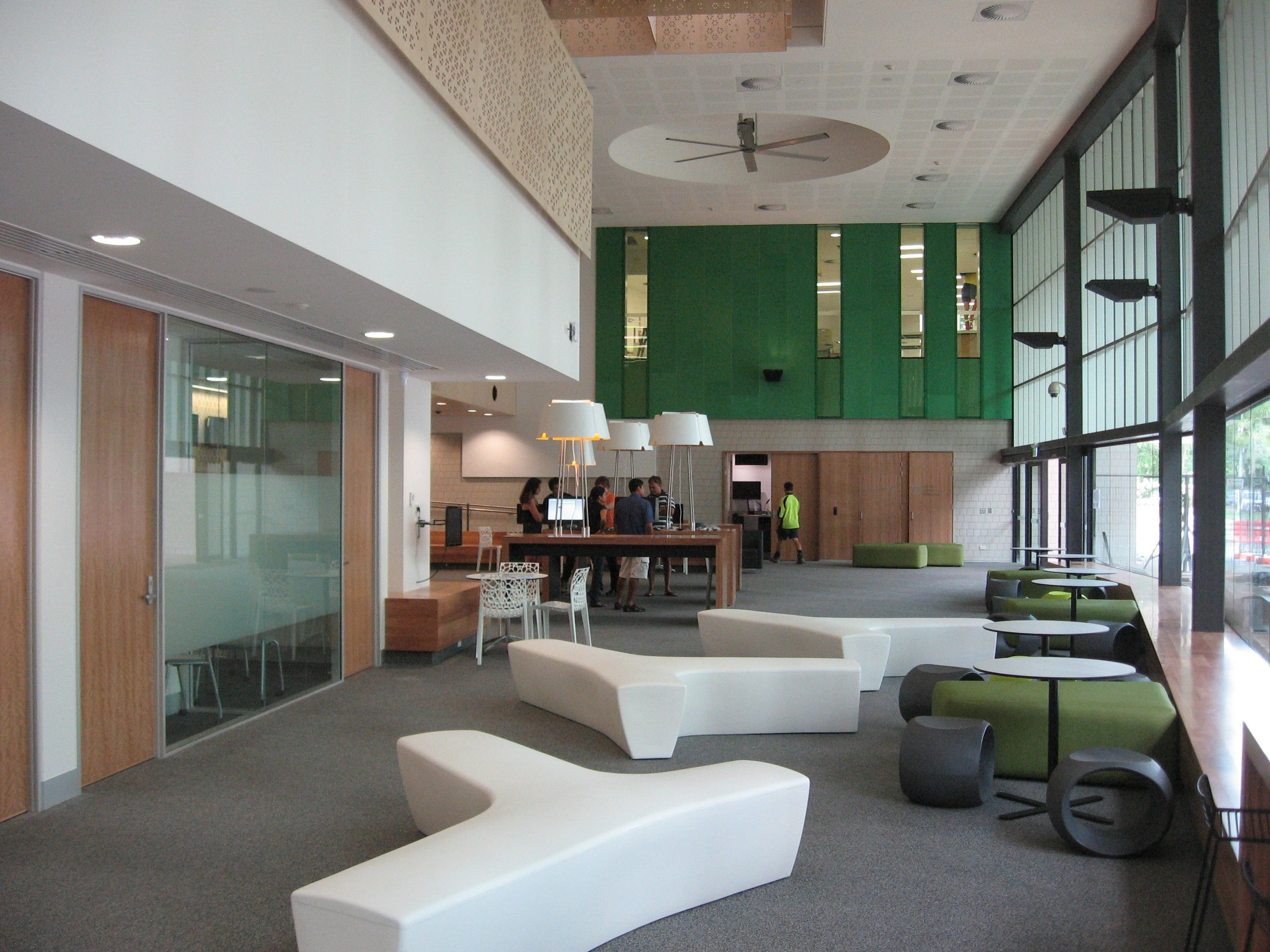 James Cook University Specialist Teaching and Student Centre 4-min