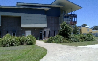 University of Sunshine Coast Sippy Downs Campus Learning Hub-min