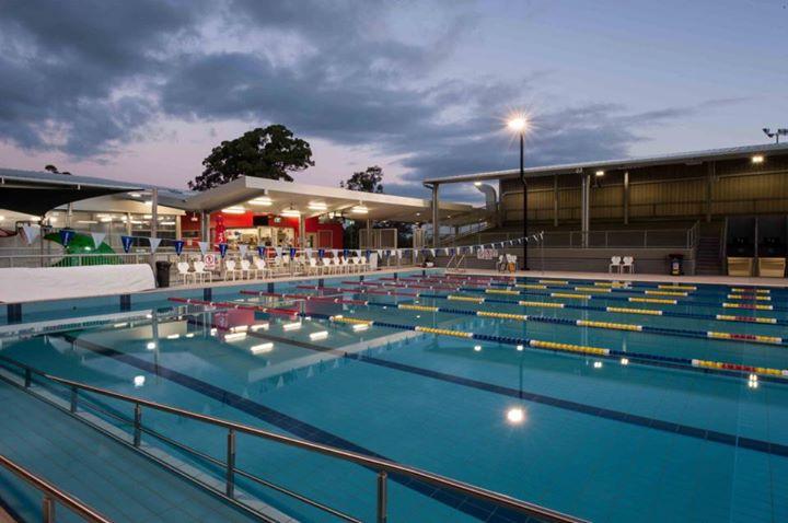 Griffith University Aquatic Centre