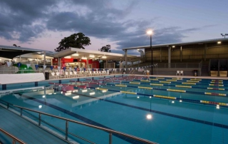 Griffith University Aquatic Centre